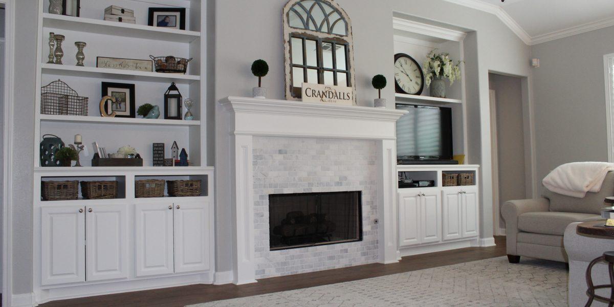 home fireplace renovation